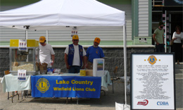 Lions Club of Lake Country
